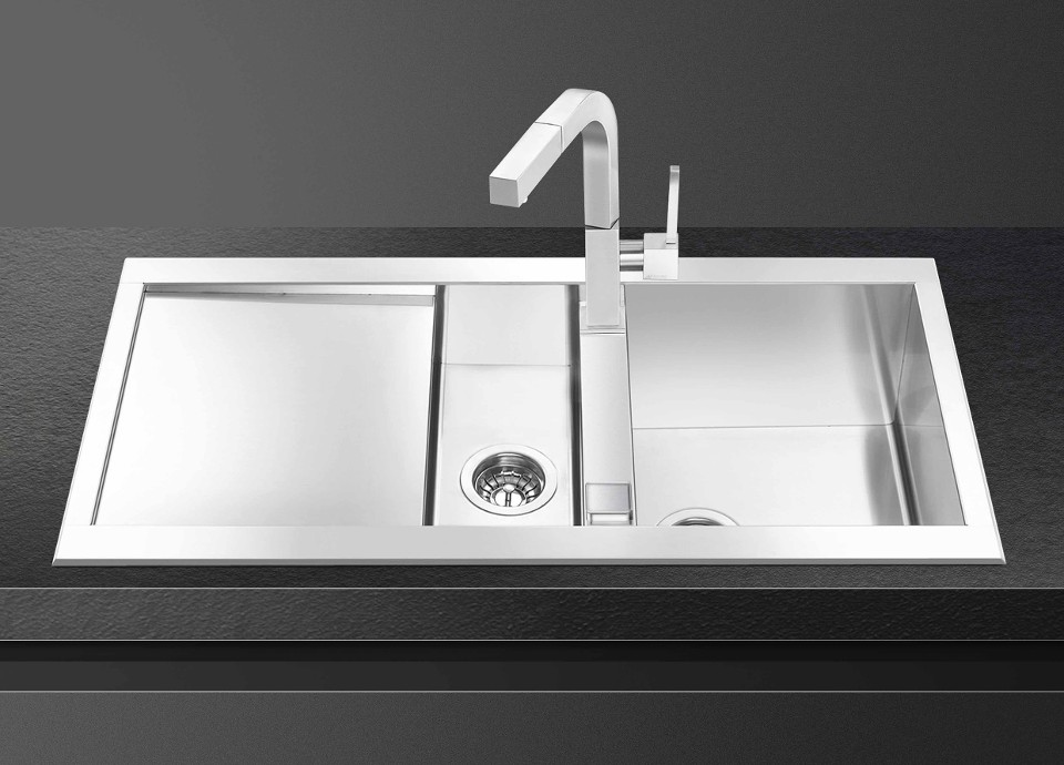 Sinks Smeg Technology With Style